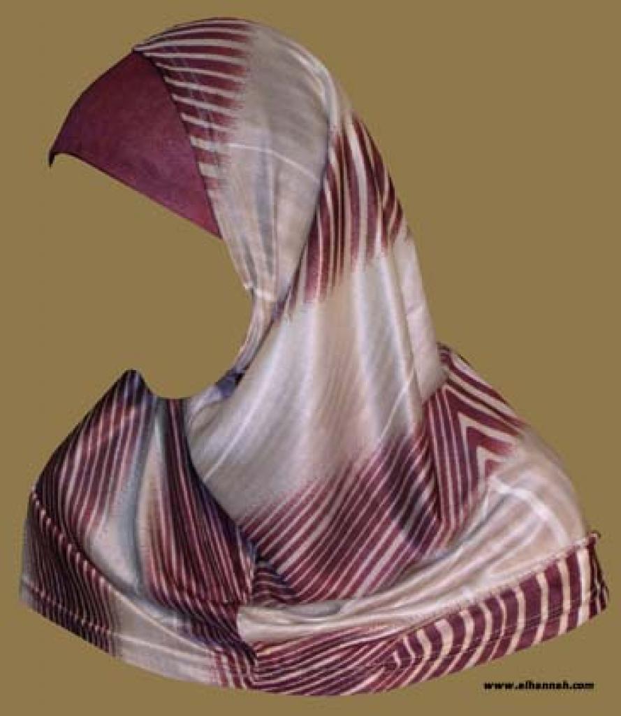 Two Piece Religious Veil  hi1031