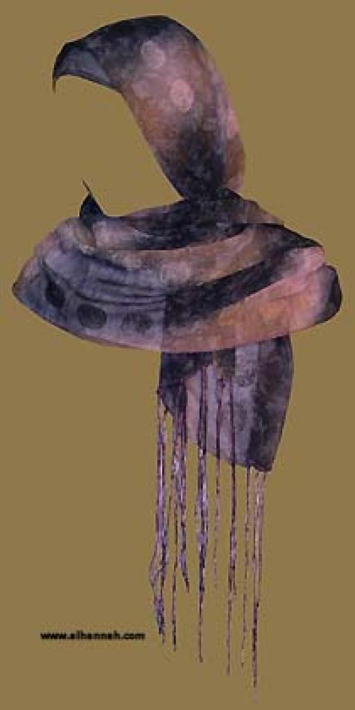 Elbow Length Two Piece Religious Veil   hi1034