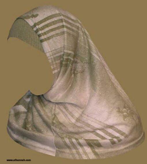 Two Piece Religious Veil  hi1035