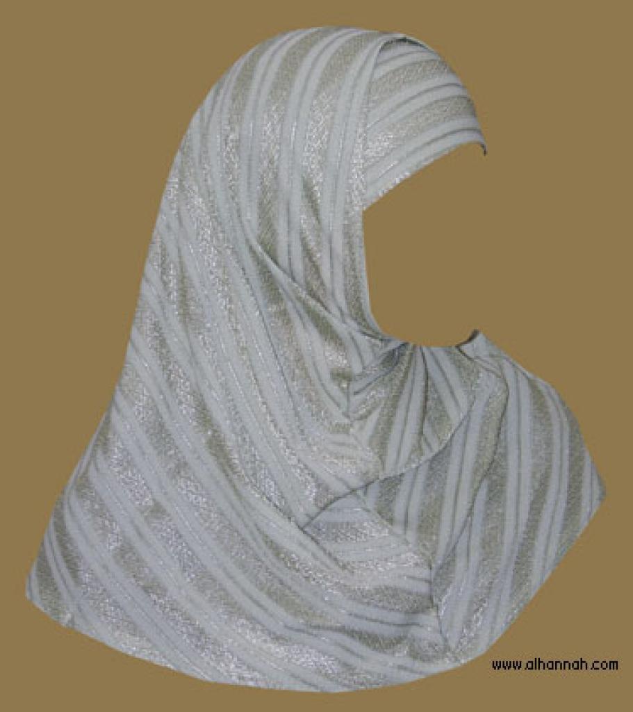 Al Amira 2 Piece Religious Veil hi1055