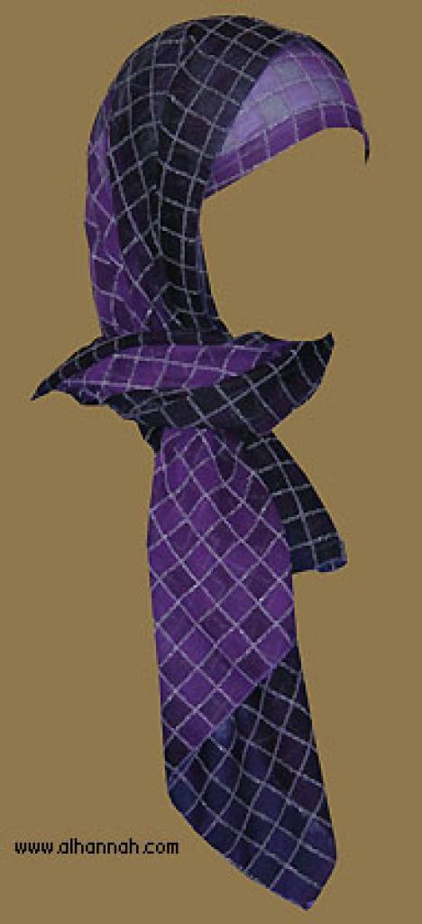 Al Amira 2 Piece Religious Veil hi1056
