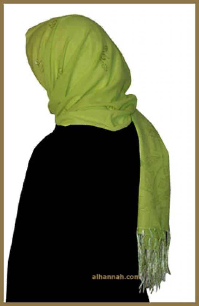 Shayla Wrap Hijab  hi1061