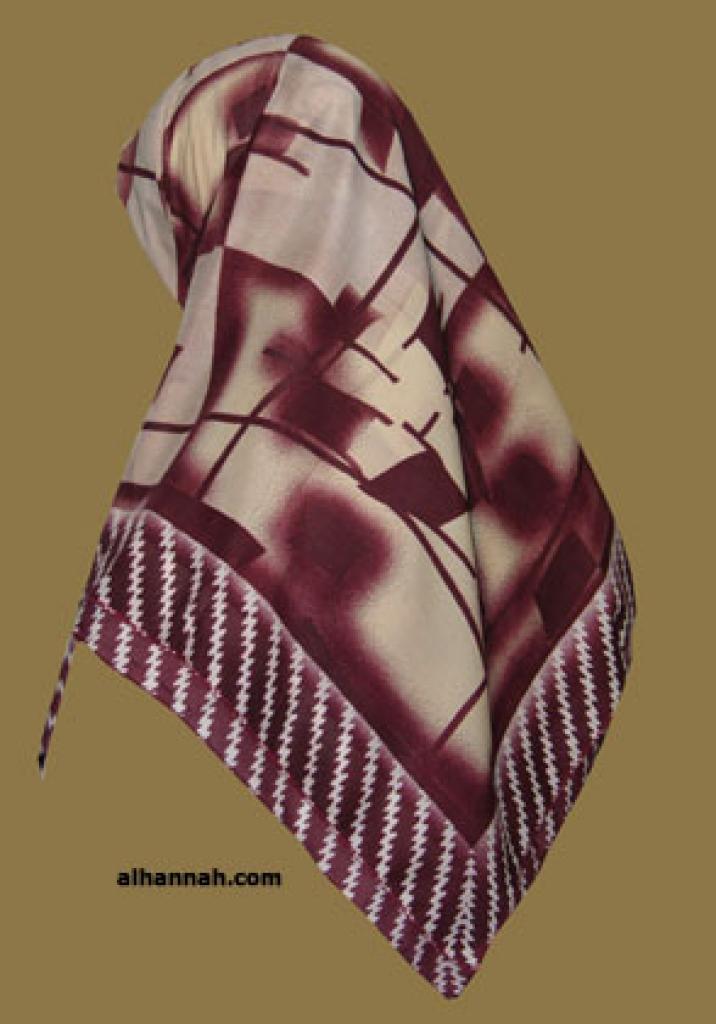 Chiffon Hijab  hi1065