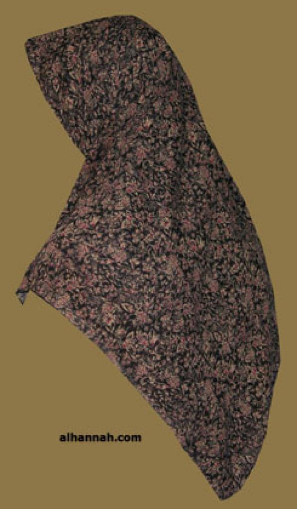 Chiffon Hijab  hi1069