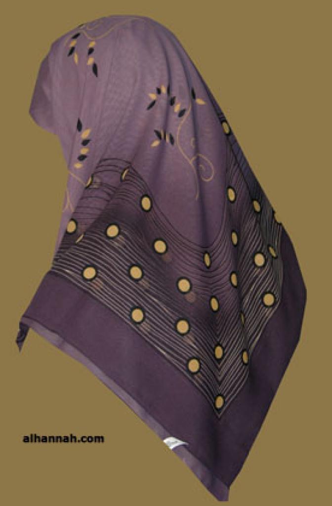 Chiffon Hijab  hi1071