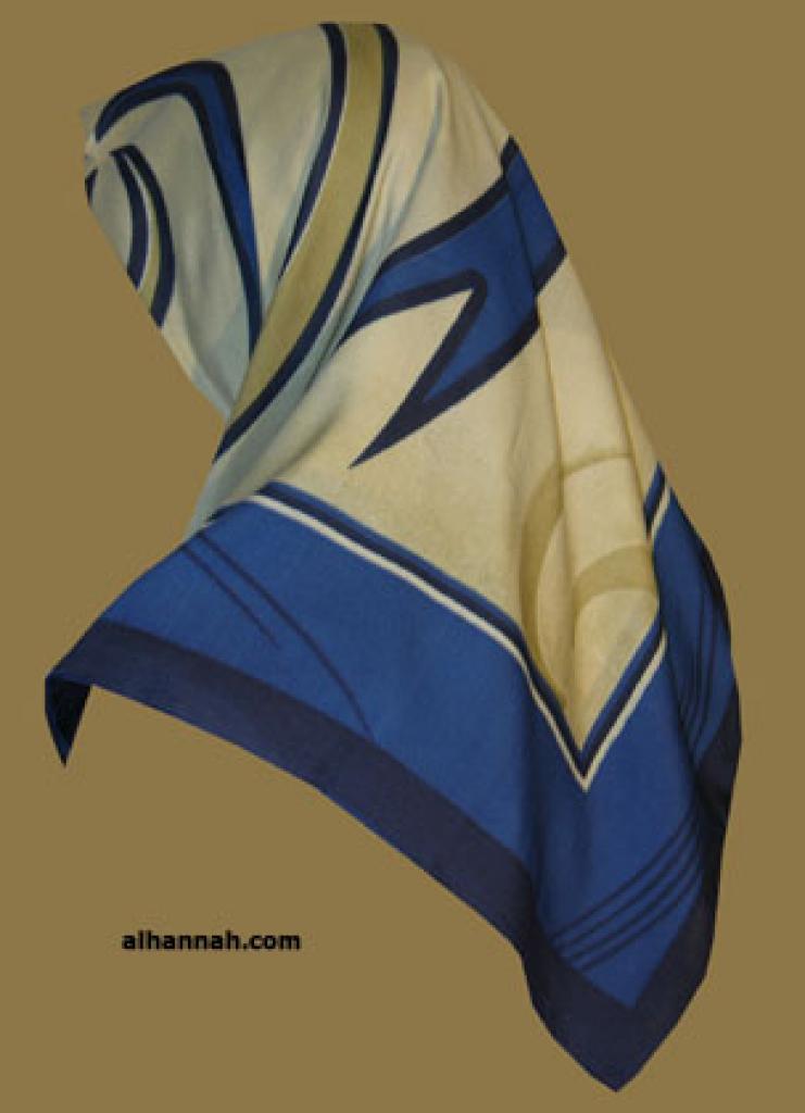 Chiffon Hijab  hi1080