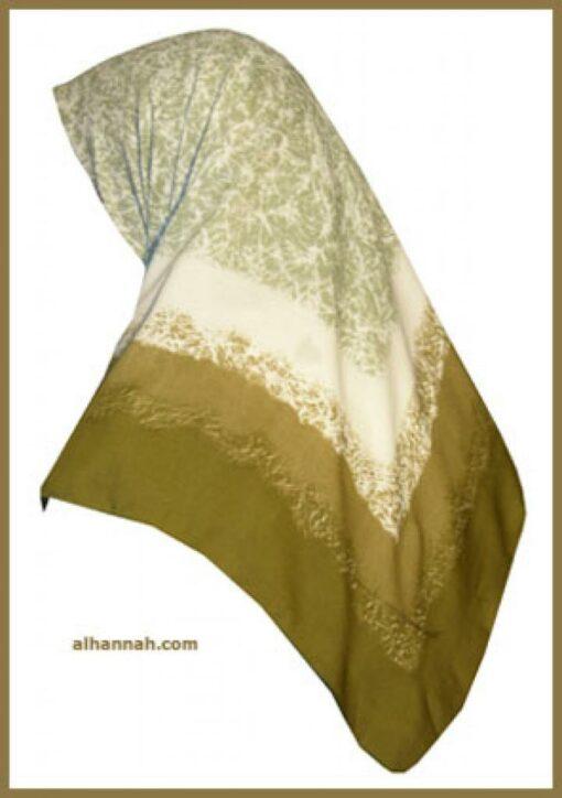Chiffon Hijab  hi1088