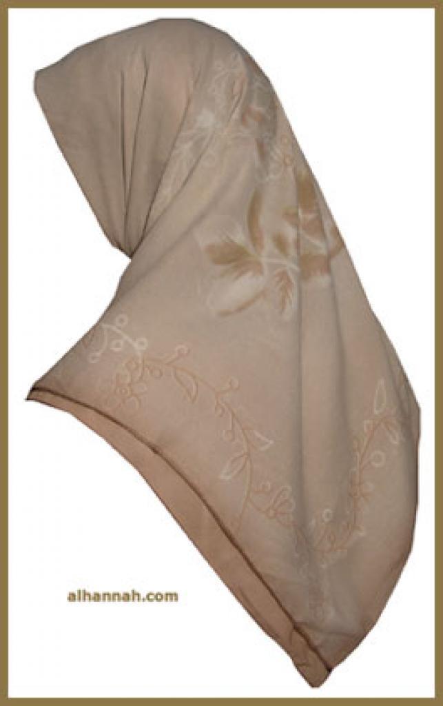 Chiffon Hijab hi1090