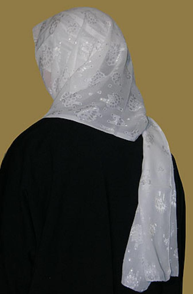 Al Amira 2 Piece Religious Veil hi1105