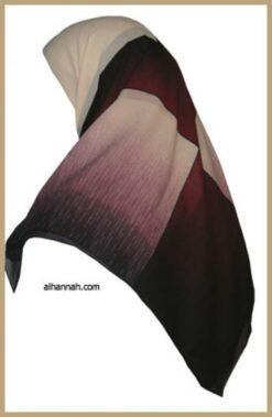Classic Turkish Gauze Hijab hi1120