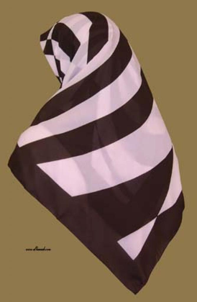 Chiffon Hijab  hi1133