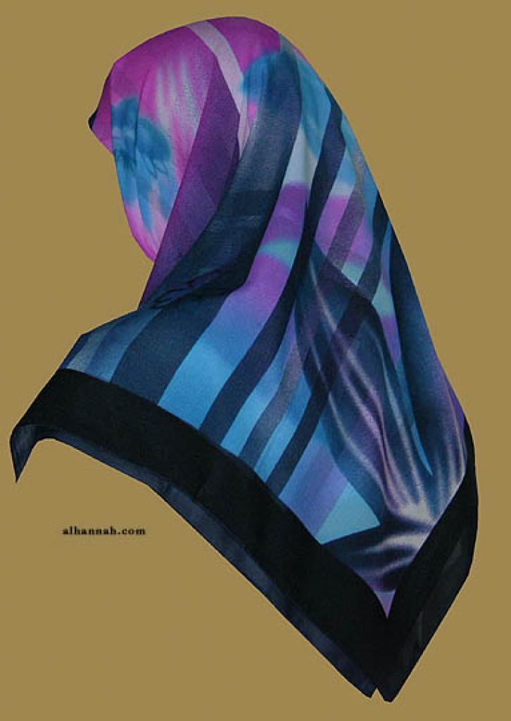 Chiffon Hijab  hi1149