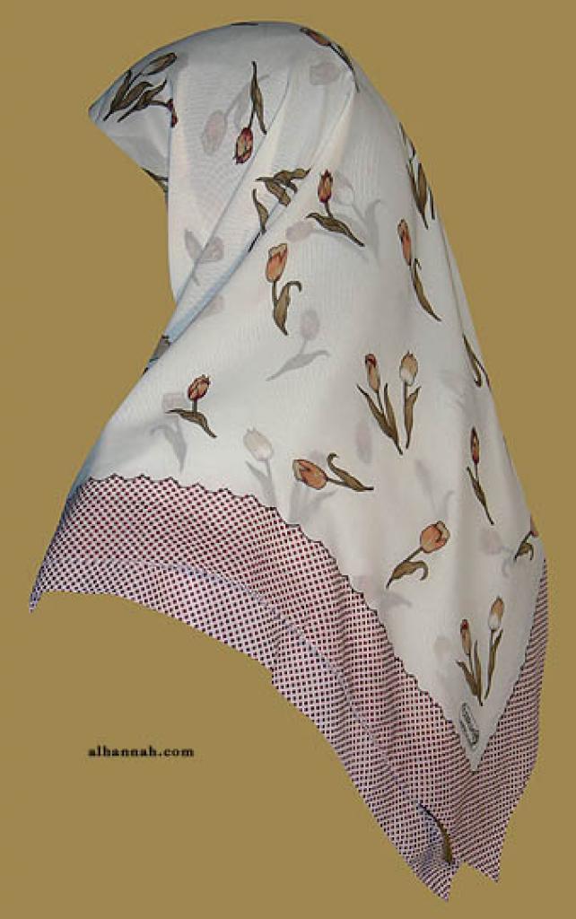 Turkish Gauze Hijab  hi1151