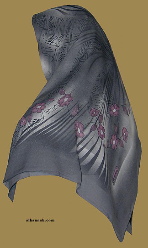 Turkish Gauze Hijab  hi1152
