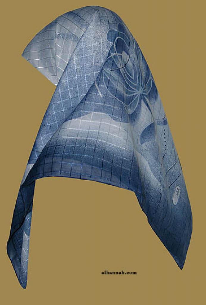Chiffon Hijab  hi1154