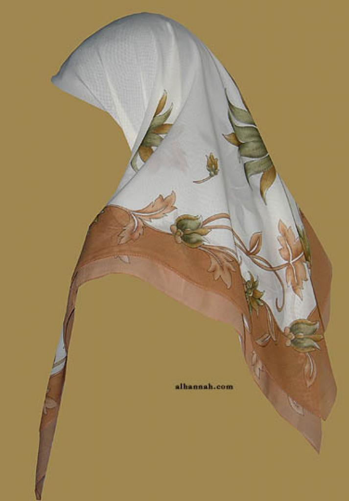 Turkish Gauze Hijab  hi1155