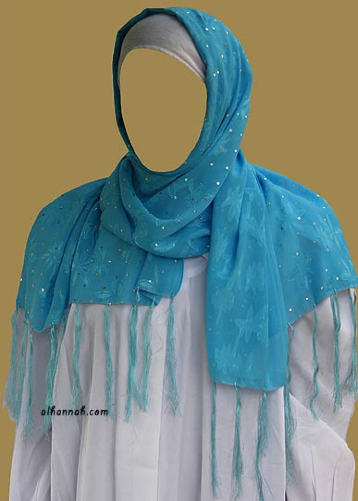 Shayla Wrap Hijab hi1175