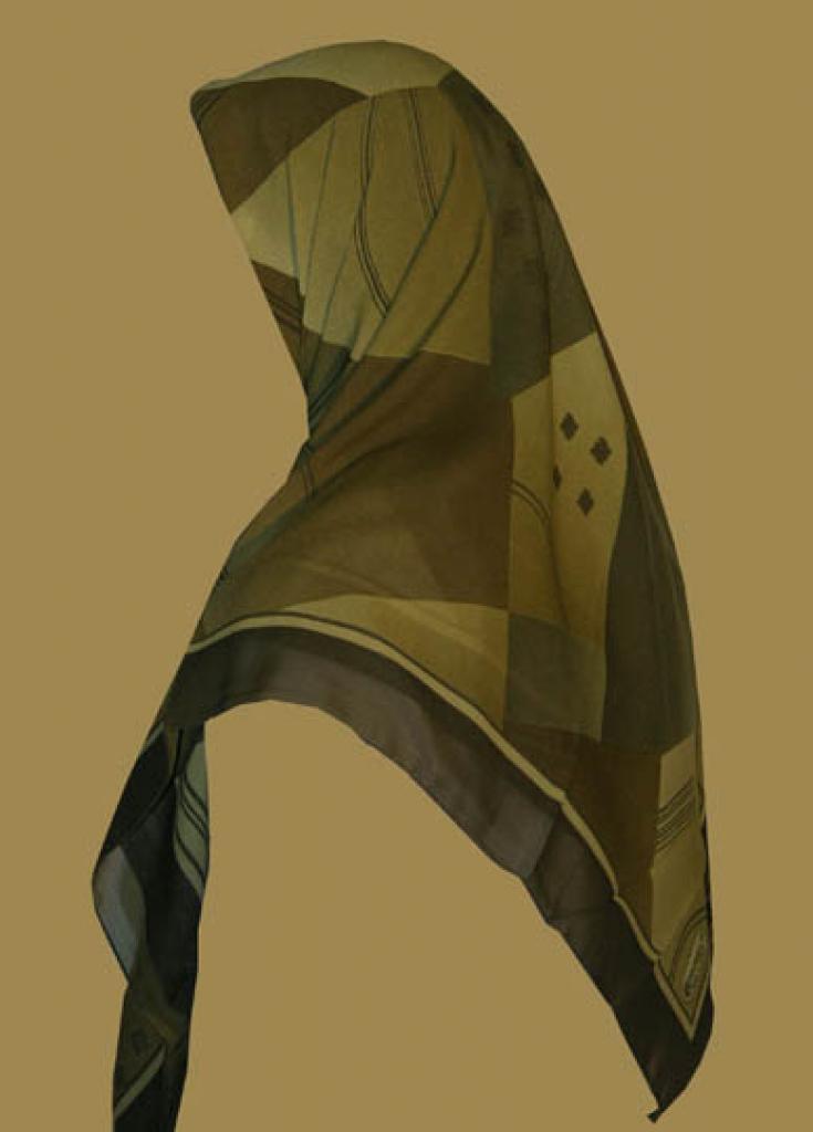 Turkish Gauze Hijab hi1177