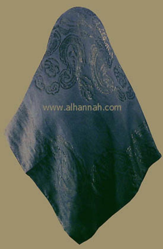 Classic Turkish Gauze Hijab hi117