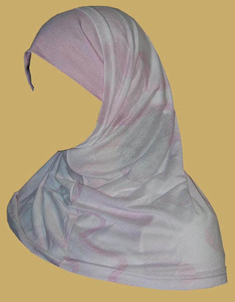 Al Amira 2 Piece Religious Veil hi1204