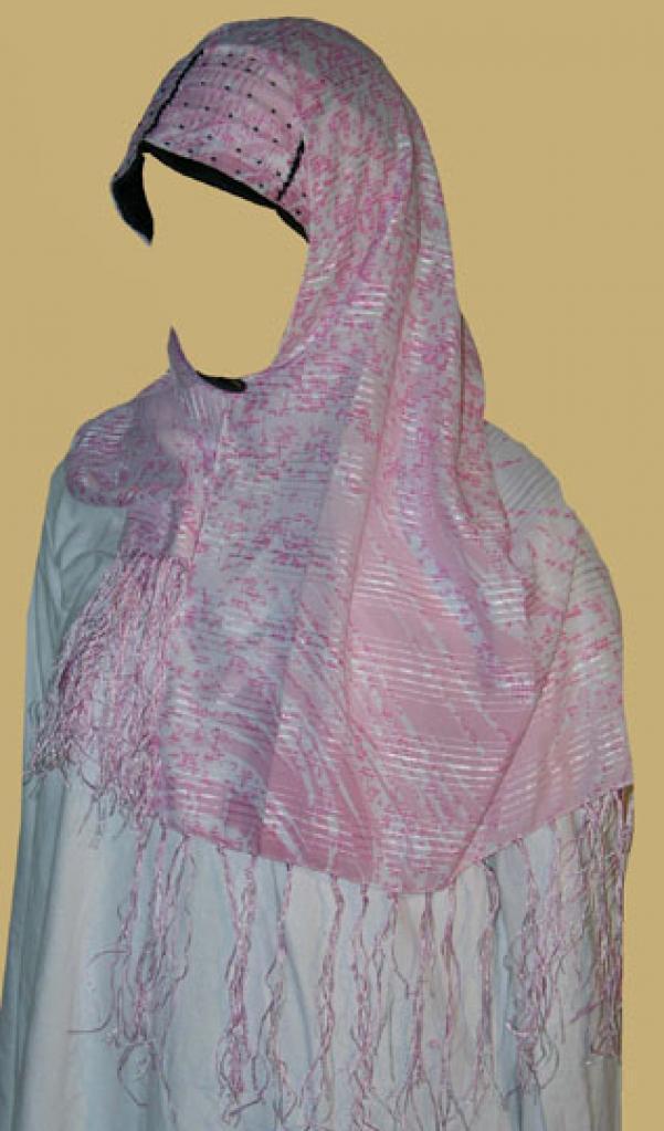 Al Amira 2 Piece Religious Veil hi1225