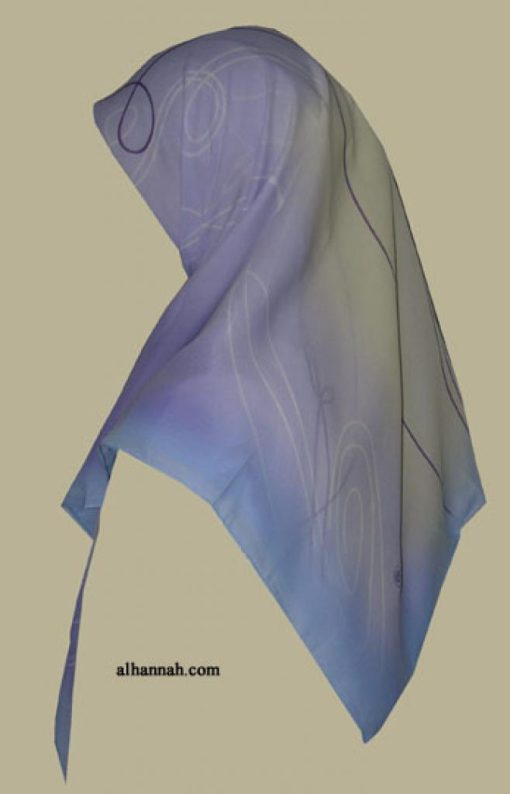 Nurel Turkish Gauze Hijab hi1232
