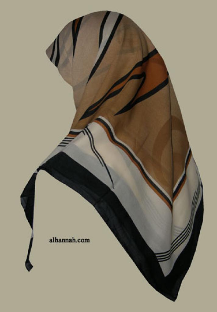Nurel Turkish Gauze Hijab hi1235