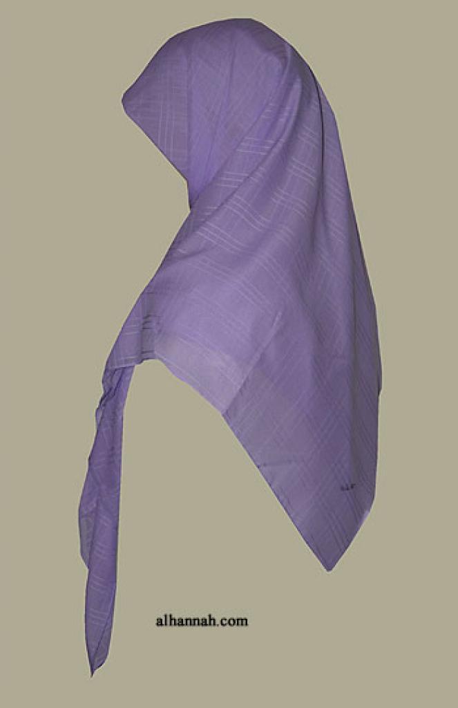 Solid Color Turkish Gauze Hijab hi1236