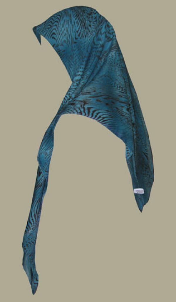 Printed Moroccan Hijab hi1252