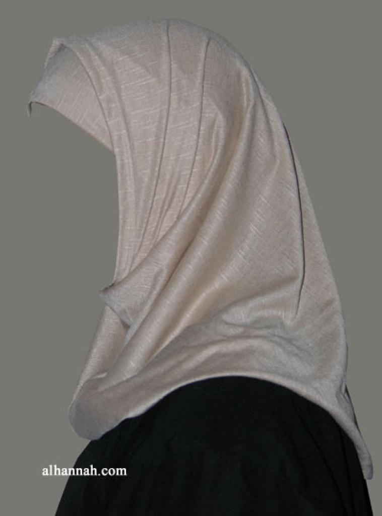Al Amira 2 Piece Religious Veil hi1274