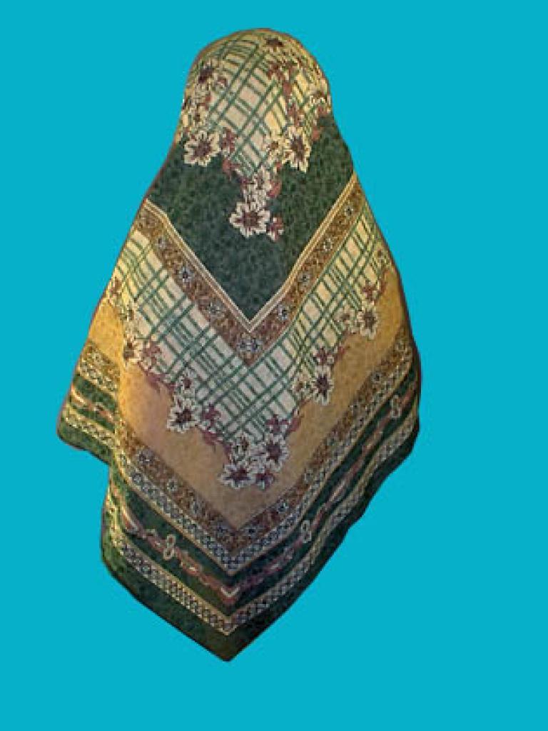 Traditional Turkish Hijab hi129