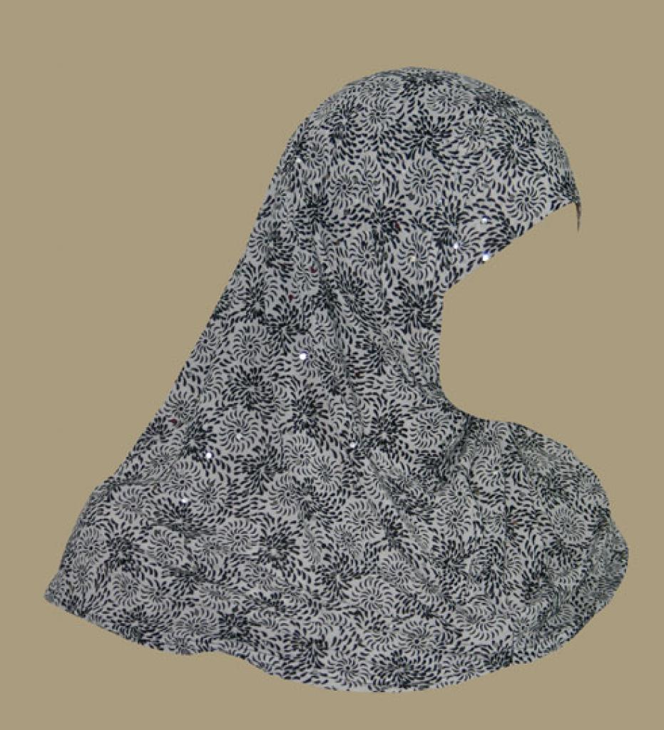 Al Amira 2 Piece Religious Veil hi1305