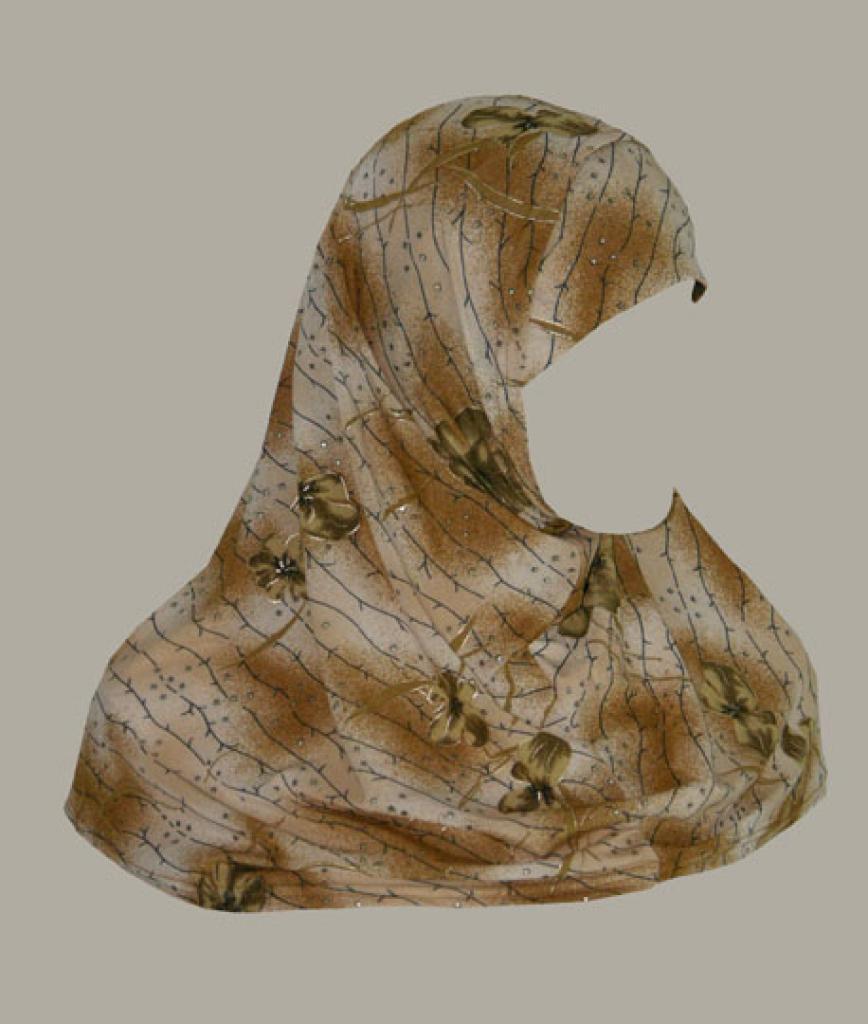 Al Amira 2 Piece Religious Veil hi1307