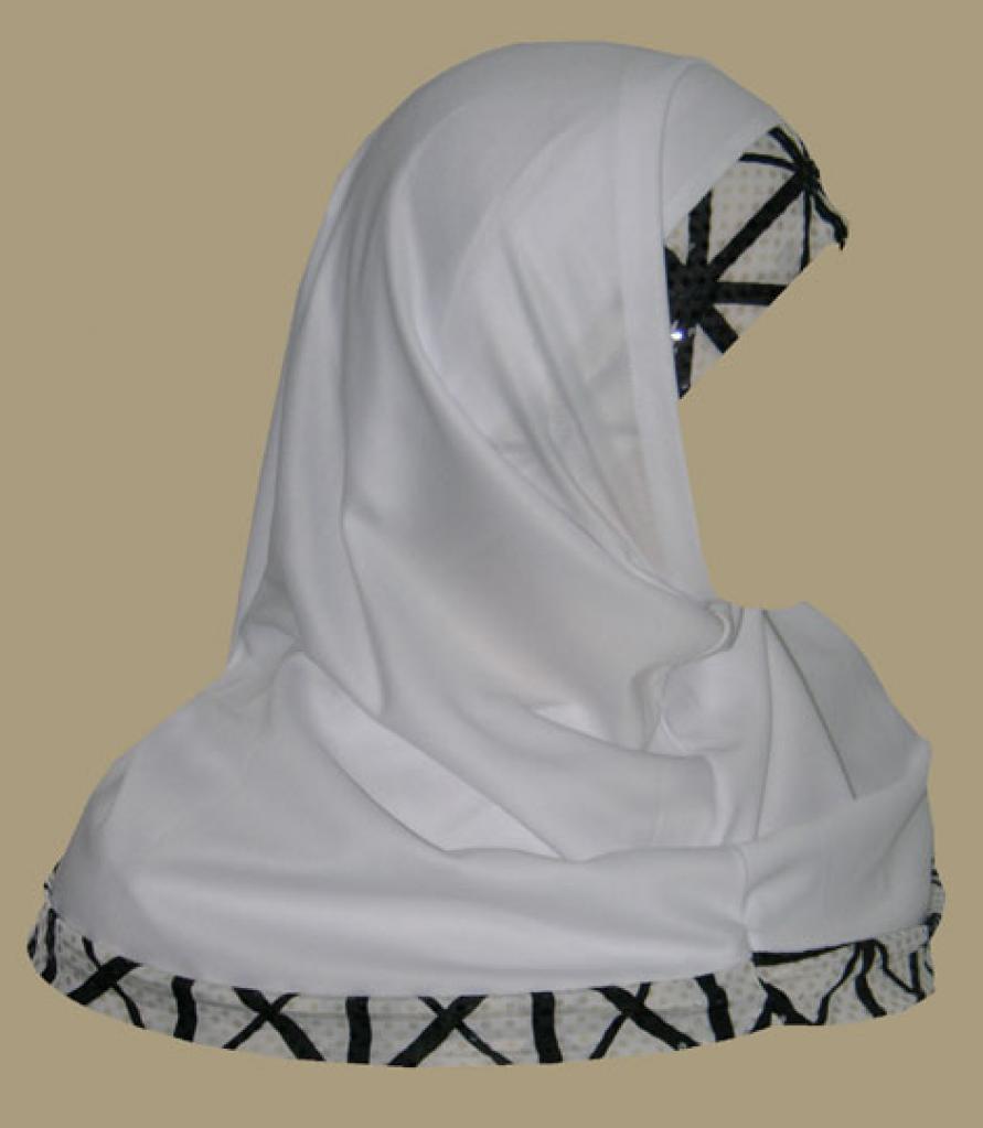 Al Amira 2 Piece Religious Veil hi1312