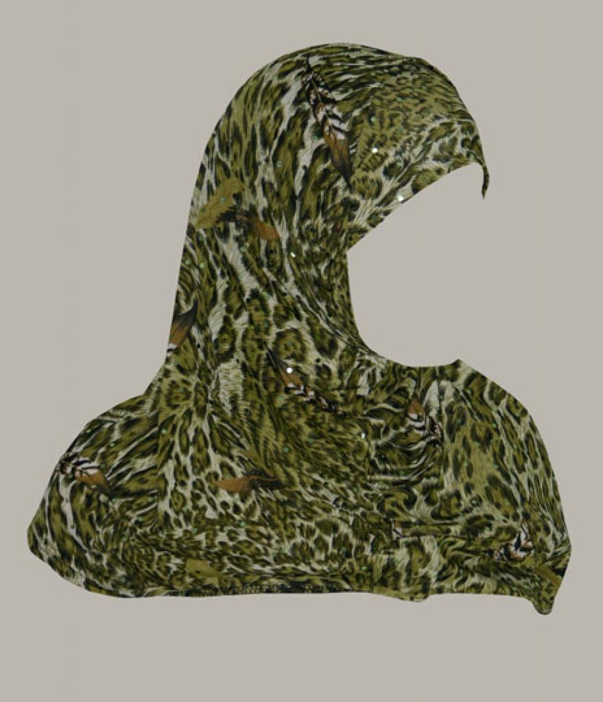 Al Amira 2 Piece Religious Veil hi1313