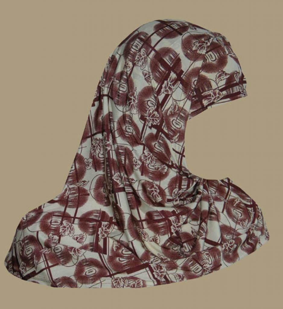 Al Amira 2 Piece Religious Veil hi1314
