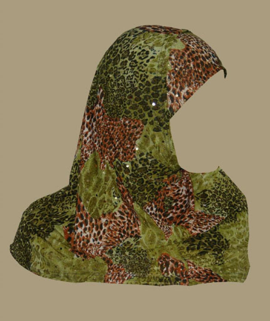 Al Amira 2 Piece Religious Veil hi1316