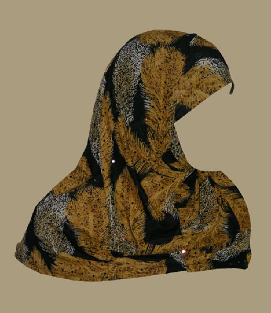 Al Amira 2 Piece Religious Veil hi1317