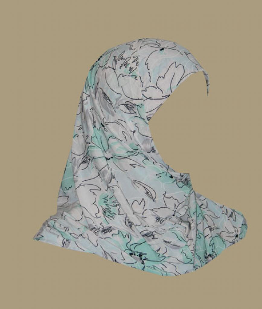 Al Amira 2 Piece Religious Veil hi1334