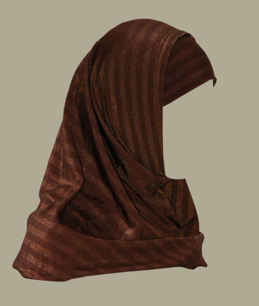 Al Amira 2 Piece Religious Veil hi1398