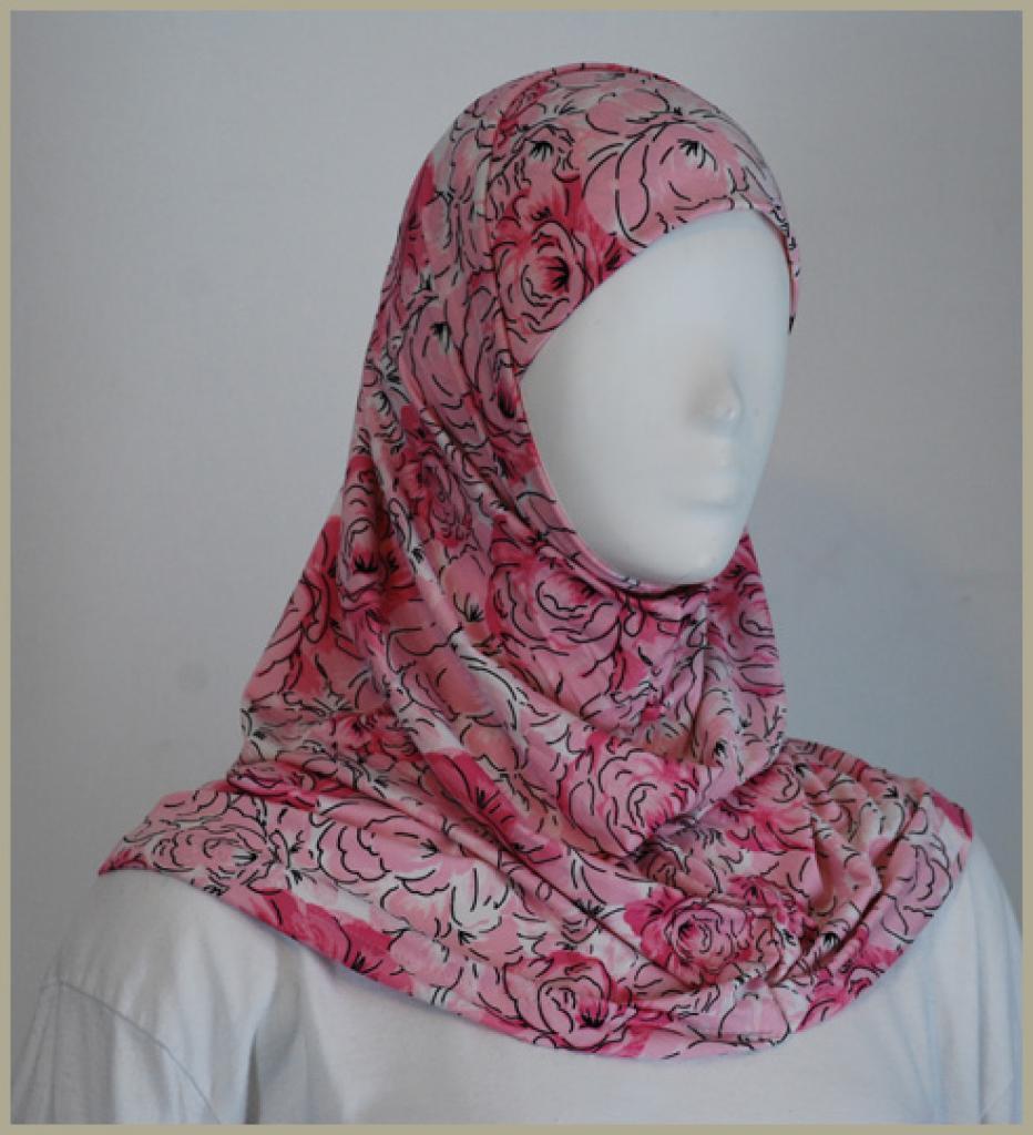 Al Amira 2 Piece Religious Veil hi1444