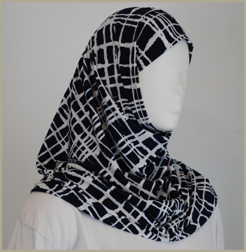 Al Amira 2 Piece Religious Veil hi1446