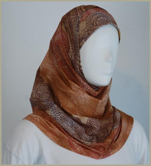 Al Amira 2 Piece Religious Veil hi1448