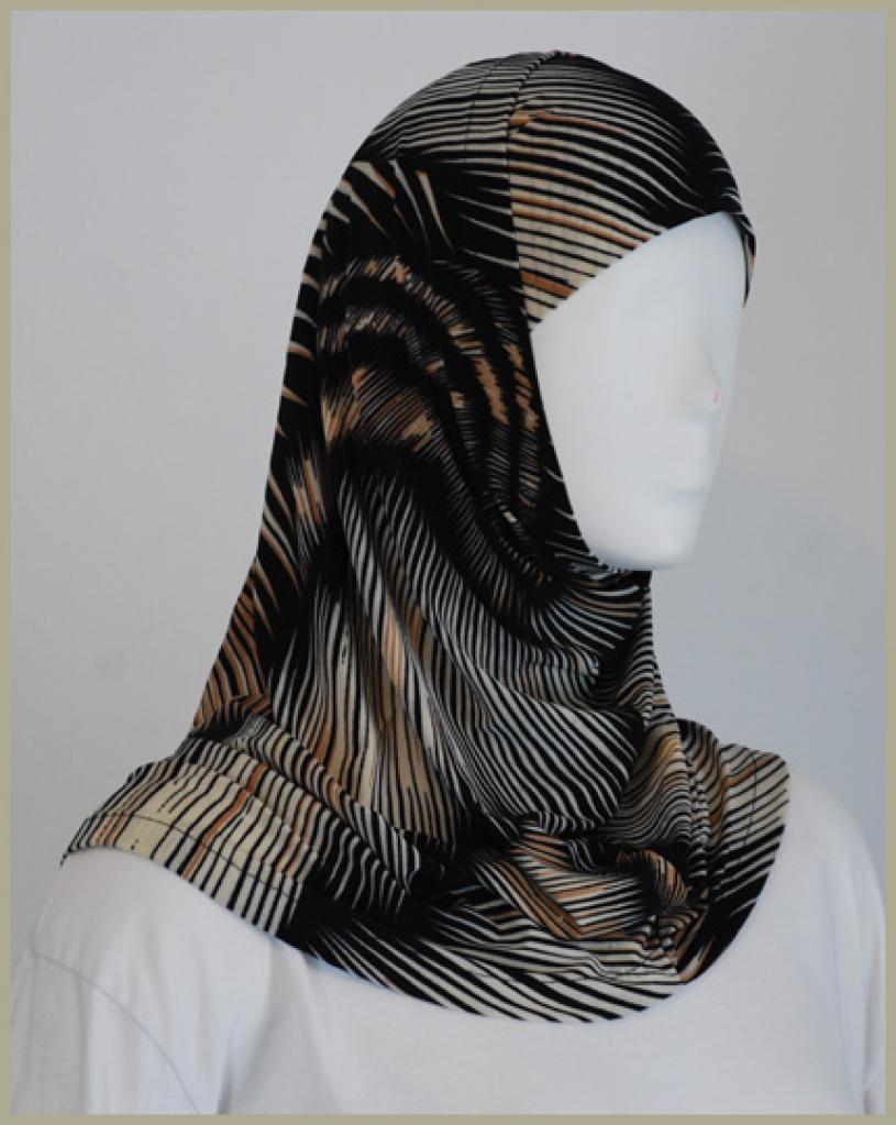 Al Amira 2 Piece Religious Veil hi1451