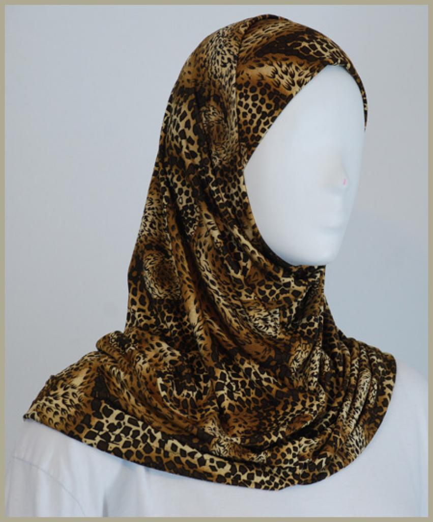 Al Amira 2 Piece Religious Veil hi1454