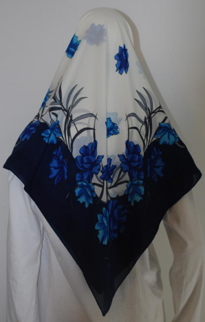 Turkish Gauze Hijab  hi1479