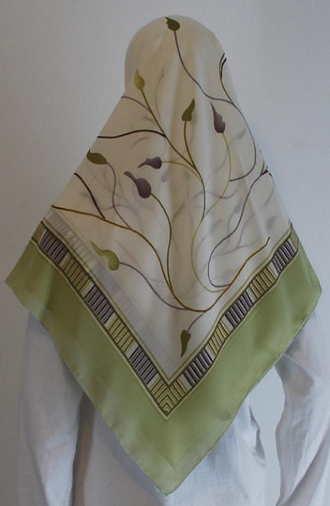 Nurel Turkish Gauze Hijab  hi1484