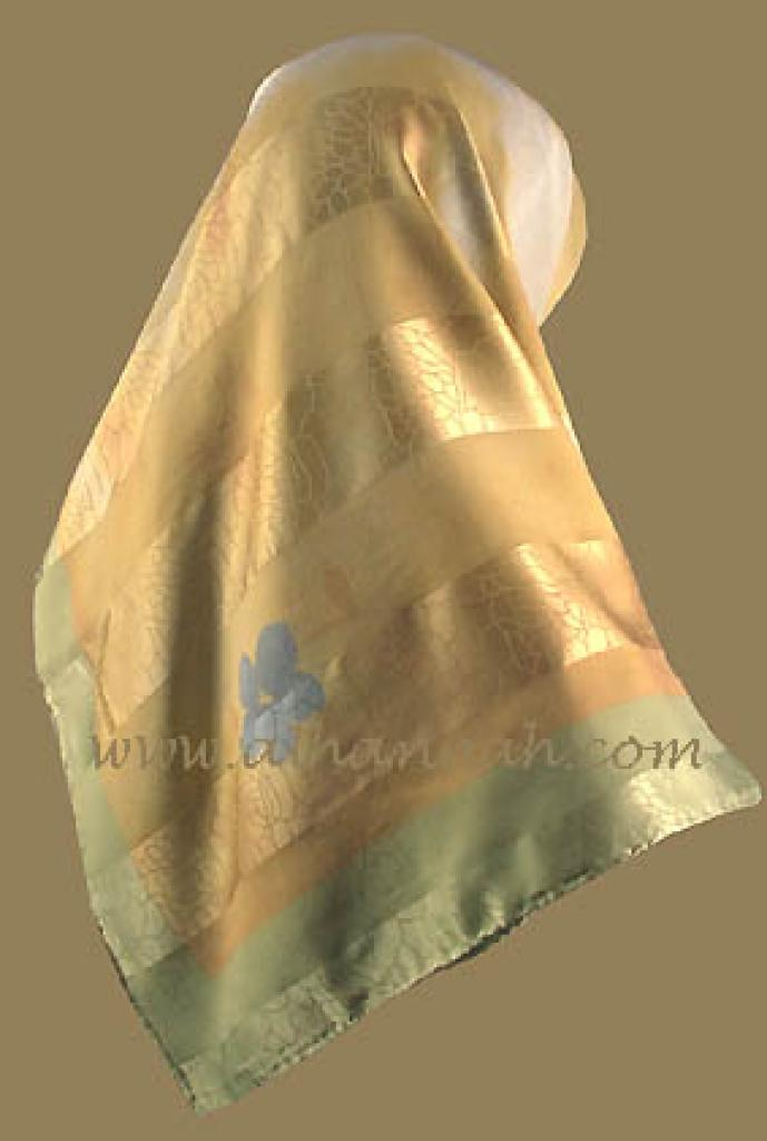 Premium Oversized Jaquard hijab hi148