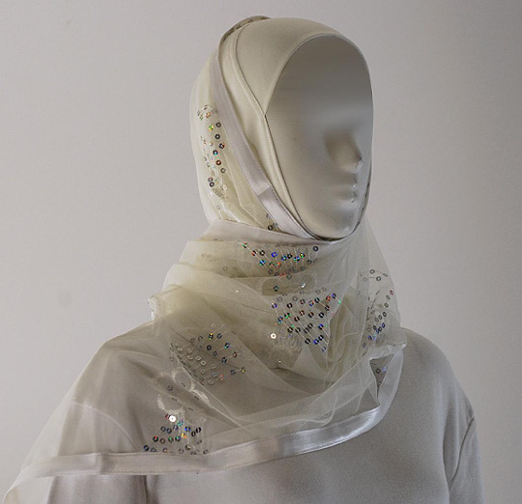 Kuwaiti Style Shayla Wrap hi1525