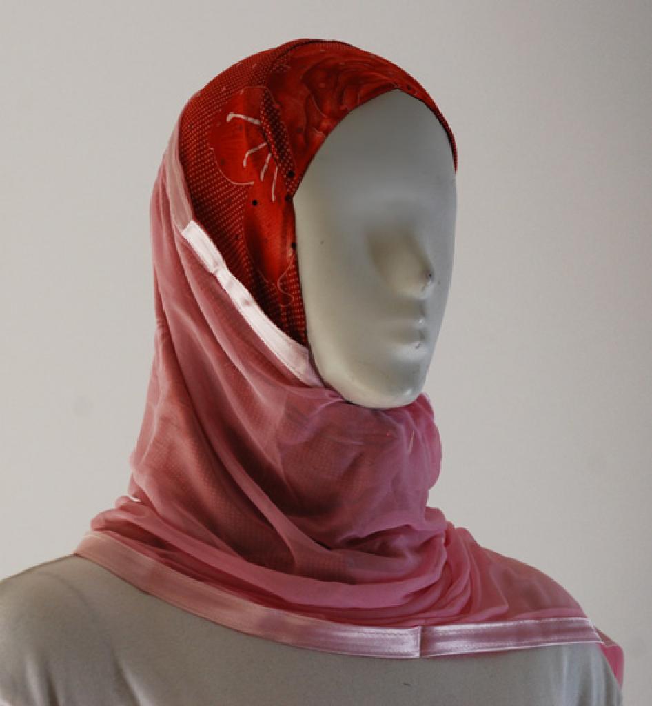 Kuwaiti Style Shayla Wrap hi1529